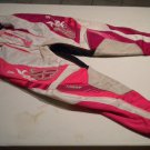 Fly Racing 805 ladies Pant Pink/White Size 22