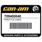 Can-Am DS 650 Throttle Cable DS650 New 709400048