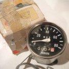Yamaha Vintage OEM  snowmobile speedometer assy, GP292, SL292, 821-83510-40-00