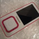 Samsung YP-Q3 4GB MP3 Player - Pink YP-Q3AW - Manufacture Refurbished YP Q3
