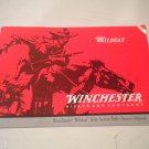 WINCHESTER Wildcat Bolt-Action Rimfire Rifle, Owner's Manual