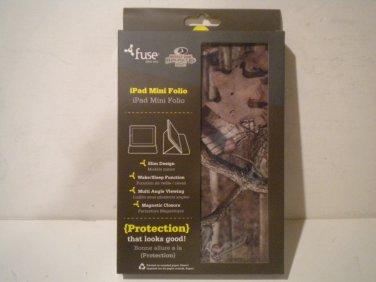 fuse iPad Mini Mossy Oak Folio Case