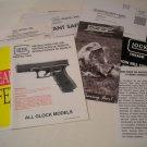 Glock Gen 3 Pistol Owner's Manual owners guide owner