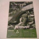 Remington Model 870 & Super Magnum Owner's Manual Owners Guide Owner