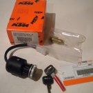 KTM 78011065100 Ignition Lock Set Str.Le 08 450 530 350 500 EXC ESC-F