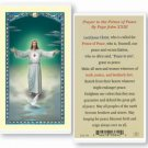 Prayer To The Prince of Peace (25 per Pack)