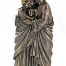 """Holy Family, Standing, Cold-Cast Bronze, 10"""""""