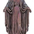 "Lady Of Grace Statue, Cold-Cast Bronze 10"""
