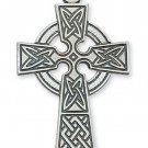 Sterling Silver Celtic Cross 24 inch Chain with Deluxe Box