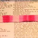 Pink woven bracelet friendship bracelets hand woven friendship bracelet