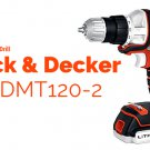Black and Decker Matrix Quick Connect BDCDMT120