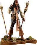 Series 3 POTC Dead Man's Chest Cannibal Jack Sparrow