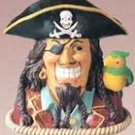 Pirate Pencil Holder