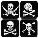 Pirate Coasters