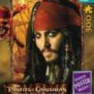 Pirates of the Caribbean Puzzle Jack Sparrow