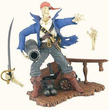 Bone Pirate 4D Puzzle