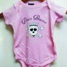Pirate Princess Onesis Size 6 months