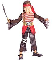 Ghost Ship Pirate Toddler