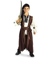 Caribbean Pirate Small Size 4-6