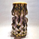 carved candles 2.1 kg 30 cm