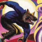 1996 Topps Goosebumps #38 Werewolf Trading Card