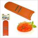 Grater for Korean carrot Korean style carrot salad
