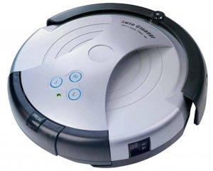 Robotic Intelligent Vacuum Cleaner