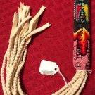 Handcrafted Beaded Native American Church Peyote Loose Fan Handle 0089 - Thunderbird