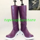 D.Gray-man Cosplay For Four Purple Cosplay Boots shoes