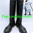 GINTAMA Sakata Gintoki longer cosplay shoes boots shoe boot