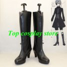 Black Butler Ciel Ciel Phantomhive Knight cosplay boots shoes shoe boot #15YJZ9