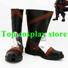 Final Fantasy X FF10 AURON Cosplay Shoes Boots Custom-made short Ver