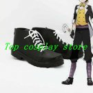 Vocaloid Project Diva F Len Kagamine Len Cosplay Shoes boots #VOC0147 shoe boot