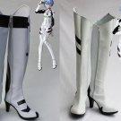 Neon Genesis Evangelion Ayanami Rei Cosplay Boots shoes black&white Ver EVA B 07