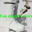 Vocaloid Senbonzakura Hatsune Miku PU Cosplay Boots shoes geta #VOC0183