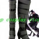 Black Butler Kuroshitsuji Undertaker Cosplay Shoes Boots Custom Made 3