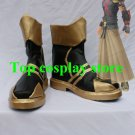 Kingdom Hearts Birth by Sleep Terra Cosplay Boots shoes #KH002