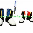 Vocaloid Series Kaito Akaito Kaito Cosplay Boots shoes shoe boot  #VOC0126