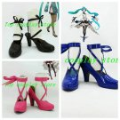 Vocaloid Project Diva F Hatsune Miku 7th Dragon 2020-2 Cosplay Shoes boots shoe