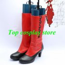 Black Butler Kuroshitsuji Madam Red Angelina Dulles Madam Rouge cosplay shoes