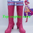 No Game No Life Stephanie Dola Cosplay Boots shoes shoe boot #NG001