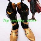 Final Fantasy VII 7 Vincent Valentine vinson Cosplay Show Boots shoes #FFC017