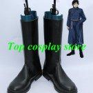 Fullmetal Alchemist Roy Mustang Riza Hawkeye cosplay shoes boots shoe boot