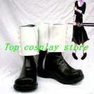 Soul Eater Crona Crona's Black Cosplay Boots shoes #SE008 shoe boot