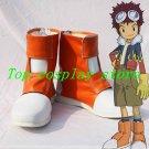 Pokemon Digital Monster Digimon Adventure Taichi Short Cosplay Boots shoes shoe