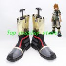 Kingdom Hearts Birth by Sleep Ventus Cosplay Boots Shoes #KH006