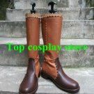 Final Fantasy captain Yuna Laine cosplay shoes boots shoe boot