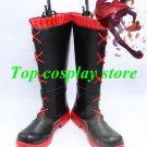 RWBY Ruby Rose cos Cosplay Boots Shoes shoe boot #15YJZ52