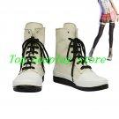 Final Fantasy XIII Serah Farron Sazh Katzroy Cosplay Shoes boots shoe boot new