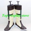 Final Fantasy Rikku cos Cosplay Shoes Boots shoe boot shoe boot JZ29